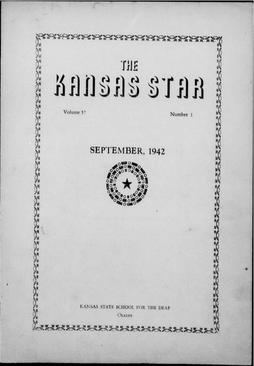 The Kansas Star, volume 57, number 1 - Page