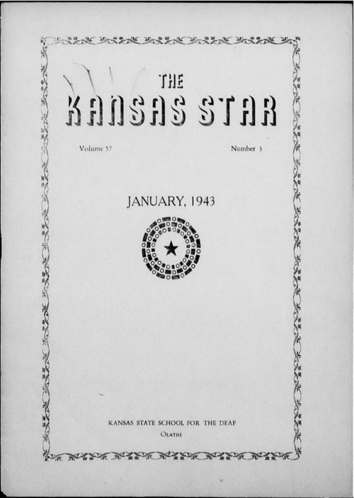 The Kansas Star, volume 57, number 3 - Page
