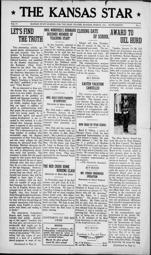 The Kansas Star, volume 57, number 3 - Page