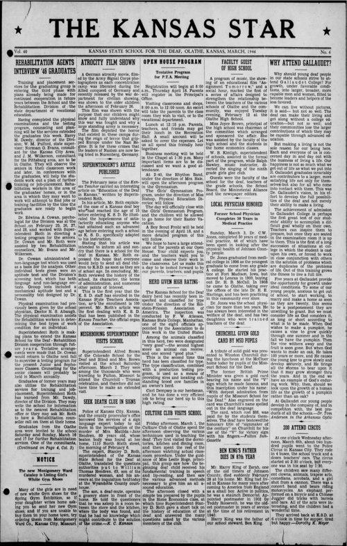 The Kansas Star, volume 60, number 6 - Page