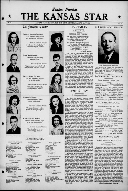 The Kansas Star, volume 61, number 9 - Page