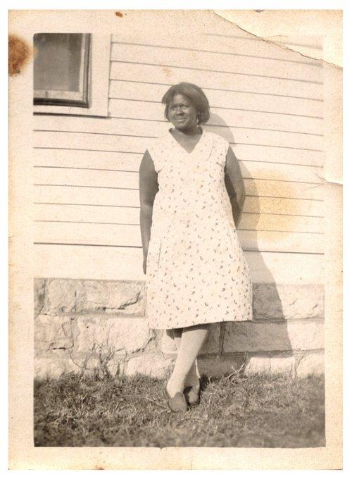 Nellie Gayden - Page
