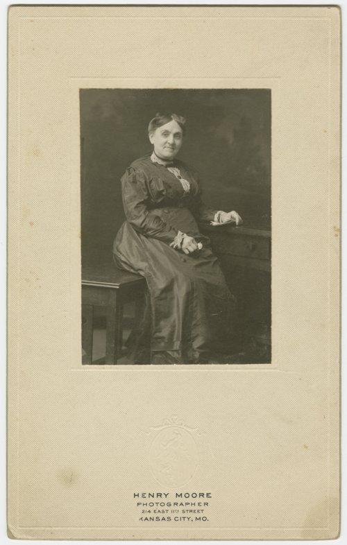Sarah Kline Pendleton - Page