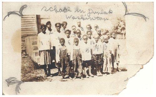 Elementary school in Dunlap, Kansas - Page