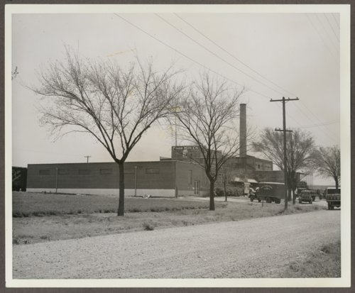 Page Milk Company in Coffeyville, Kansas - Page
