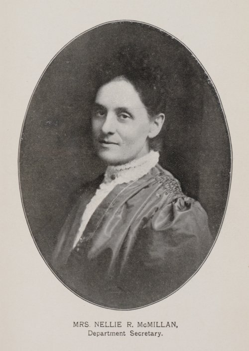 Nellie Rhodes McMillan - Page