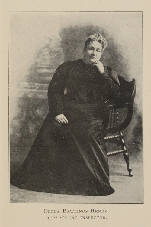 Della Rawlings Henry - Page