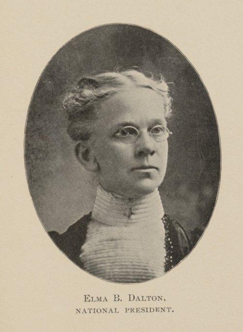 Elma B. Dalton - Page