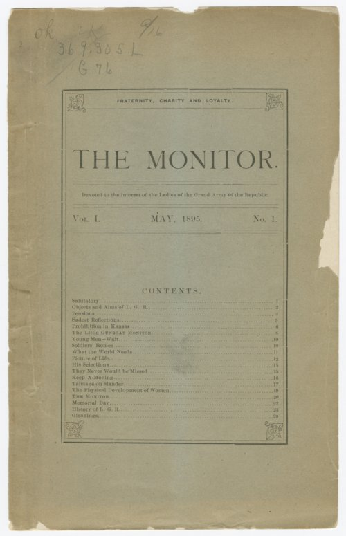 The Monitor - Page