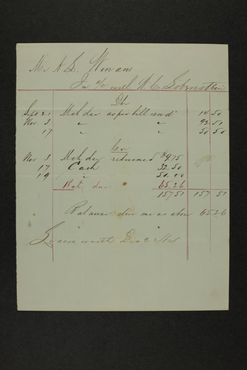 James Barnes Whitaker legal documents - Page