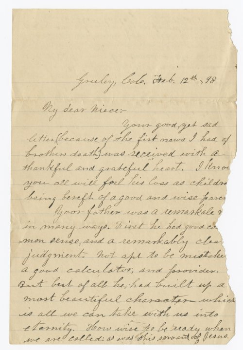 Homer M. Limbird collection - Page