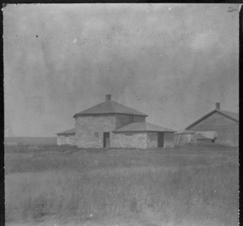 Fort Hays guardhouse and prison, Fort Hays, Kansas - Page