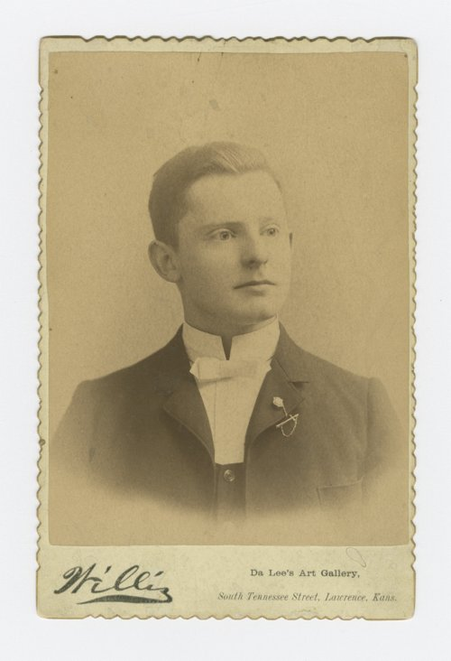 William Allen White and family photographs - Page