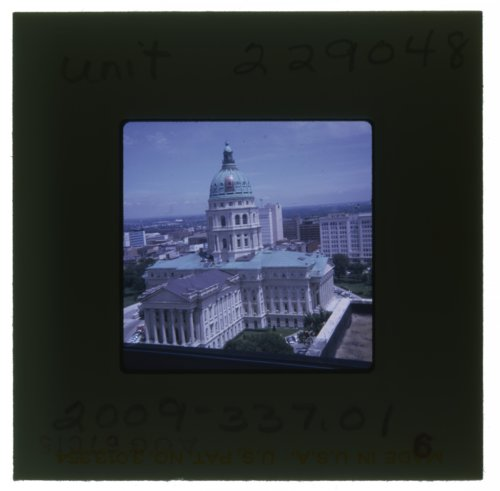 Repairs to the Kansas capitol dome, Topeka, Kansas - Page