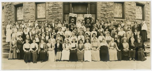 Grand Temple Pythian Sisters in Wichita, Kansas - Page