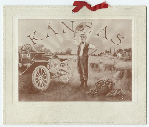 Kansas her agricultural products and live stock in 1911 - Page