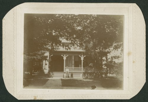 George W. Allison residence in McPherson, Kansas - Page