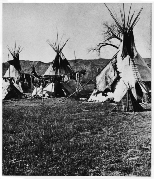 Indian dwellings - Page