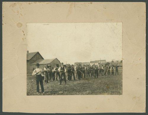 Gun club in Potter, Kansas - Page