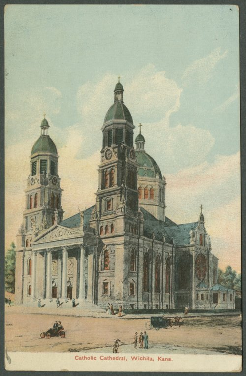 Catholic Cathedral in Wichita, Kansas - Page
