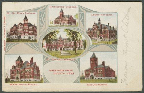 Schools in Wichita, Kansas - Page