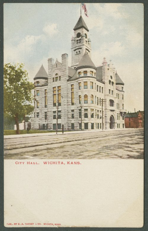 City Hall in Wichita, Kansas - Page