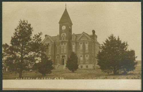Eureka Academy in Eureka, Kansas - Page