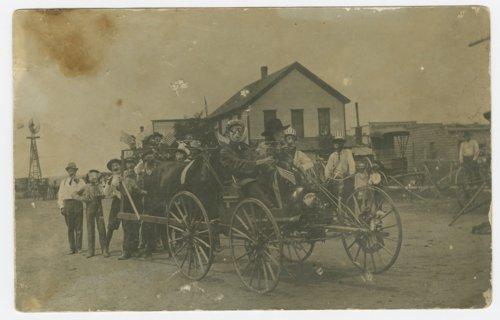 Celebration in Waldron, Kansas - Page