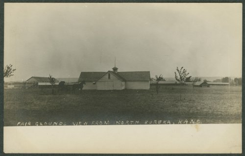 Fairgrounds in Eureka, Kansas - Page