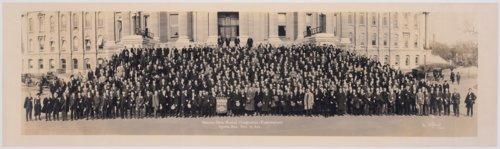 Kansas State Postal Conference Convention in Topeka, Kansas - Page