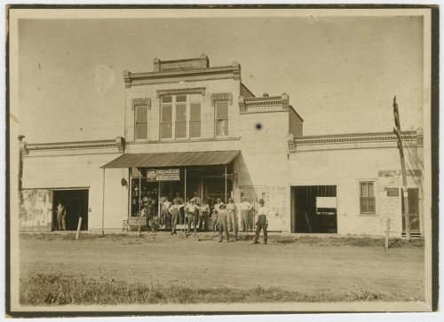 Klahr and Banaka tools and cutlery store in Netawaka, Kansas - Page