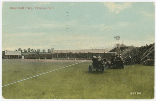 Ballpark in Topeka, Kansas - Page