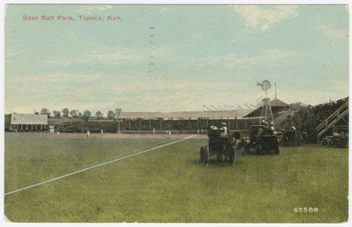 Ballpark in Topeka, Kansas - Page