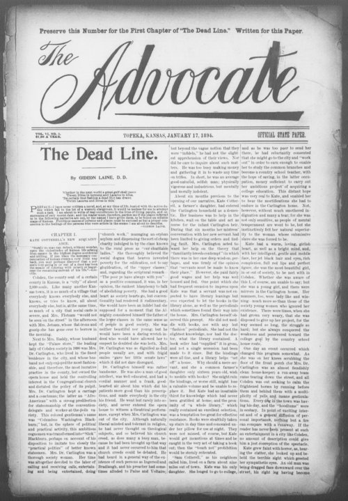 The Advocate - Page