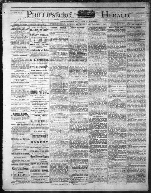 Phillipsburg Herald - Page