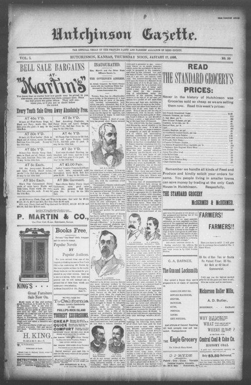 Hutchinson Gazette - Page