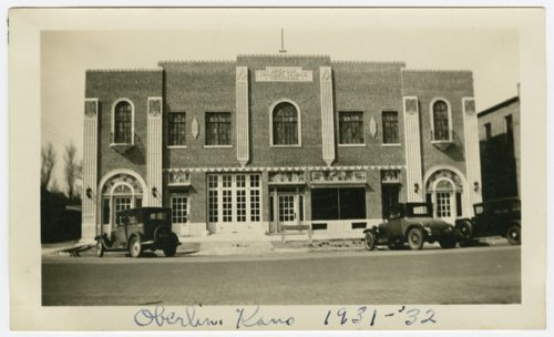 Masonic Temple in Oberlin, Kansas - Page