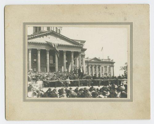 President William Howard Taft, Topeka, Kansas - Page