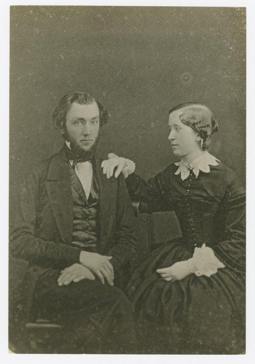 Josiah and Agnes B. Carlisle Miller - Page