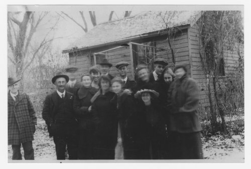 Knox family in Topeka, Kansas - Page
