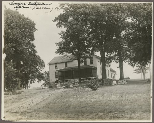Kansas Women's Industrial Farm in Lansing, Kansas - Page