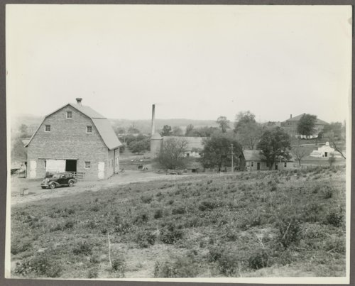 View of the Kansas Women's Industrial Farm, Lansing, Kansas - Page