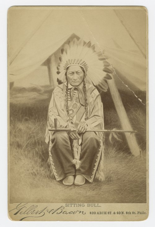Sitting Bull - Page