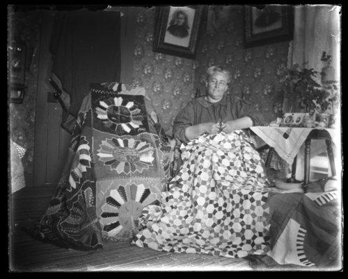 Quilts, Washington County, Kansas - Page