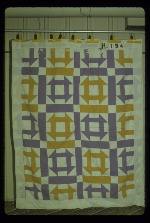 Kansas Quilt Project - Page