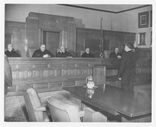 Members of the Kansas Supreme Court - Page