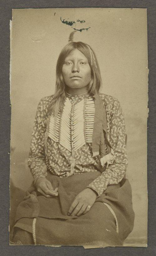 Ots-Kits, Kichai tribe, in Indian Territory - Page
