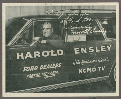 Harold Ensley - Page