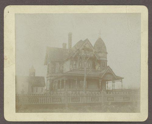 S. T. Stevenson House, Belleville, Kansas - Page