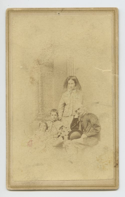 Henry Worrall family - Page